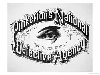 Pinkerton Private Eye